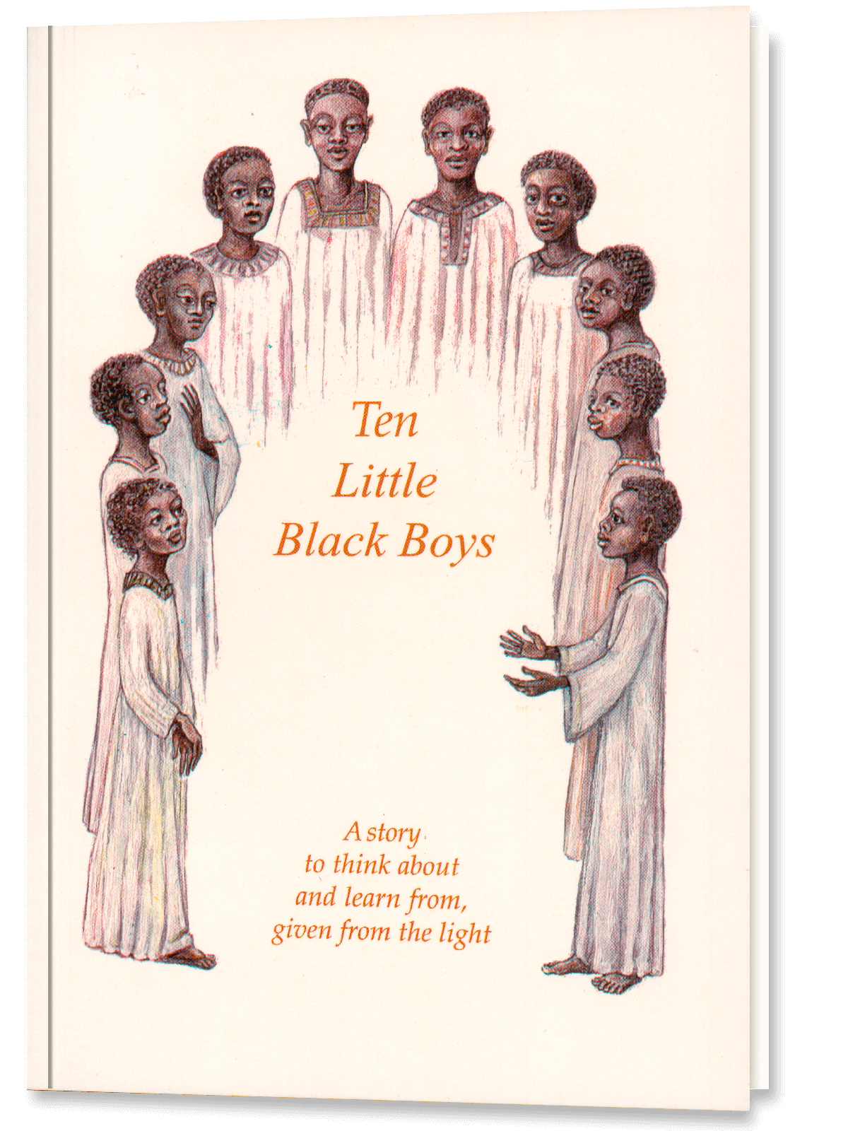 Ten Little Black Boys