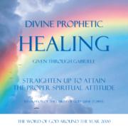 """""""Straighten Up to Attain the Proper Spiritual Attitude"""""""