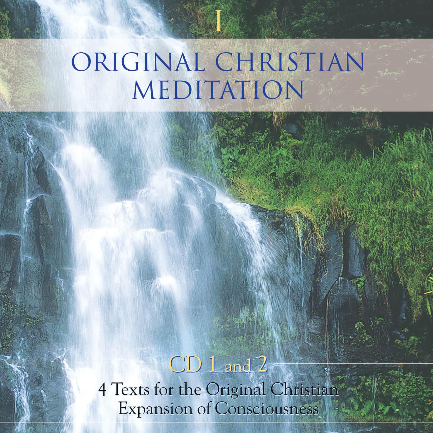 Original Christian Meditation Course I - Box 1