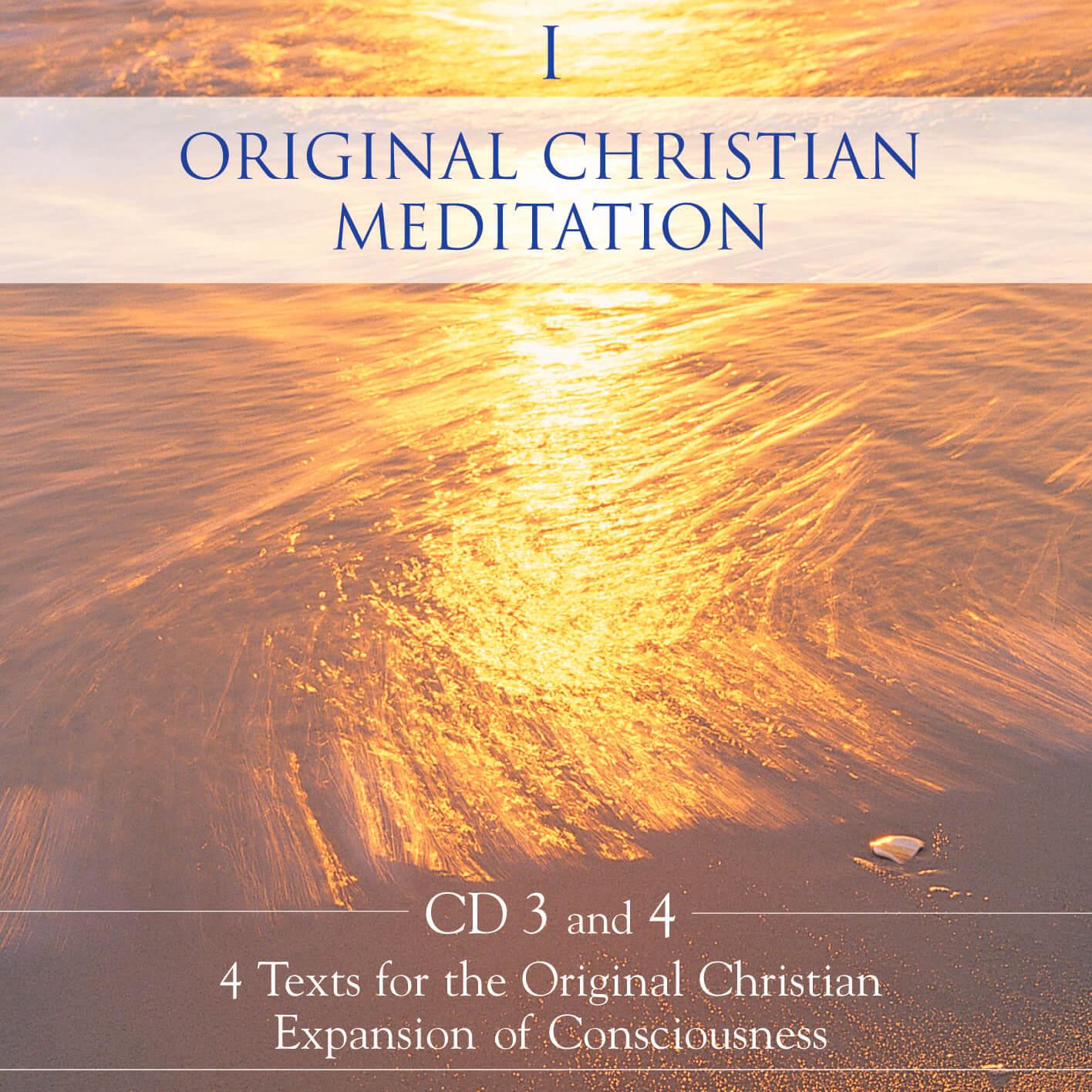 Original Christian Meditation Course I - Box 2