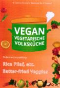 VEGAN VEGETARIAN FOLK'S KITCHEN. Rice Pilaf and Oriental Specialties & Veggies Fried in Chickpea Batter