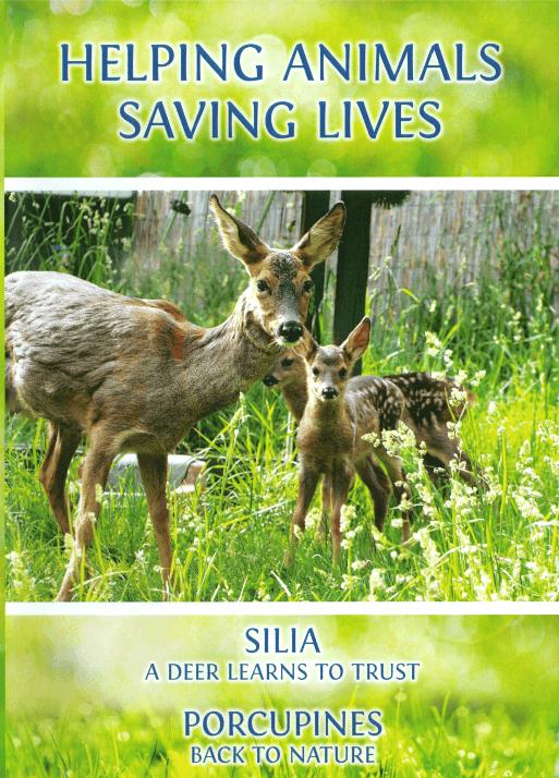 HELPING ANIMALS - SAVING LIVES. Silia & Hedgehog