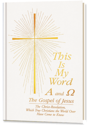 The truth about the life and teaching of Jesus of Nazareth