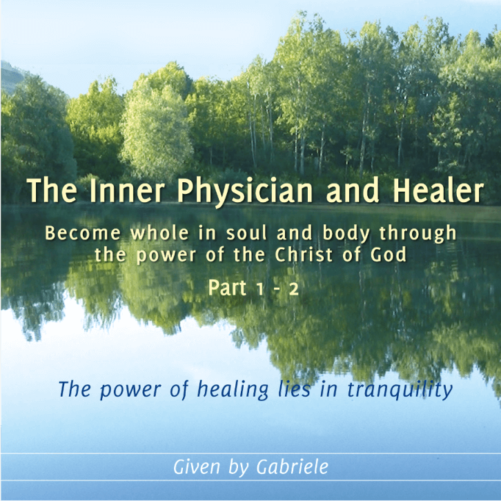 The Inner Physician and Healer - CD Box 1