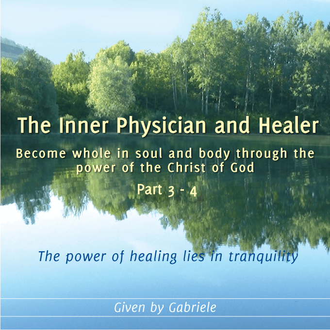 The Inner Physician and Healer - CD Box 2