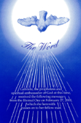 The Word, from the Eternal One on February 27, 2001