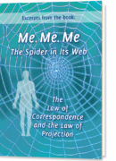 Excerpts from: Me, Me, Me – The Spider in Its Web